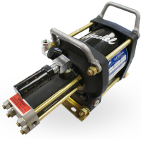 HASKEL气动驱动气体增压器