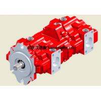 Bucher齿轮泵 技术规格介绍