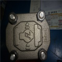 西班牙Roquet铝齿轮泵和电机从 1 到 6,66 cc/rev LO系列