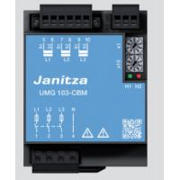 janitza捷尼查电能质量分析仪UMG 103-CBM