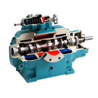德国ALLWEILER AG中等压力三螺杆泵TRITEC 系列