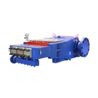 URACA高压三重柱阀泵