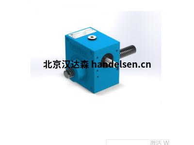 Unimec梯形螺旋千斤顶型号 TPR 204特征