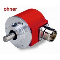 工业应用输出轴增量编码器HOHNER