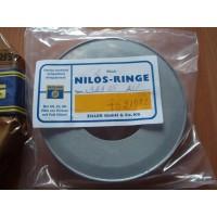 NILOS-RING轴承密封盖BO17AVG产品技术参数